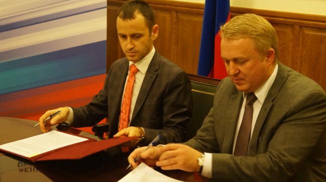 Общественная палата Челябинской области и Главное контрольное  Общественная палата Челябинской области и Главное контрольное управление региона подписали Соглашение о сотрудничестве