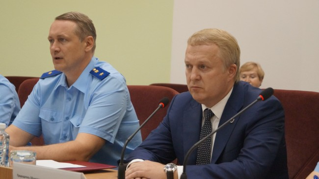 Общественная палата Челябинской области и прокуратура региона усилили взаимодействие