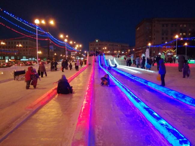 Общественники предлагают учитывать пожелания челябинцев при строительстве ледовых городков